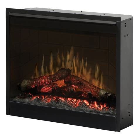 insert fireplace electric dimplex 26 quot df2608 electric fireplace insert electric