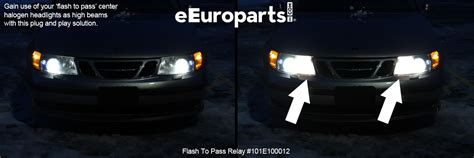 saab 9 5 666 relay mod now and play eeuroparts