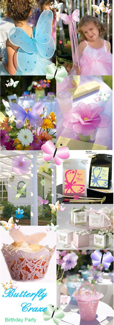 butterfly themed birthday party butterfly birthday on pinterest butterflies butterfly