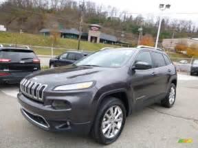 granite metallic 2014 jeep limited 4x4