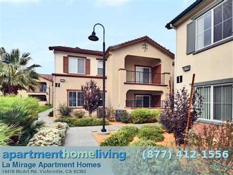 la mirage apartment homes apartments victorville