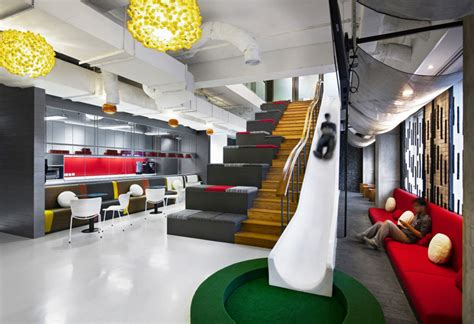Creative Offices creative offices ogilvy amp mather office by m moser