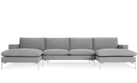 sectional sofa manufacturers new standard u shaped sectional sofa hivemodern com