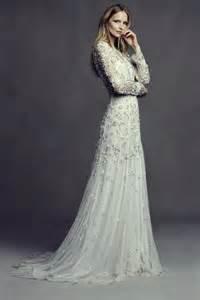 boho wedding dresses new bohemian wedding dress bhldn modwedding