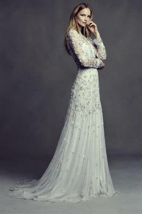 new bohemian wedding dress bhldn modwedding