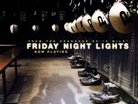 Friday Lights by Friday Lights Tolly Vacau