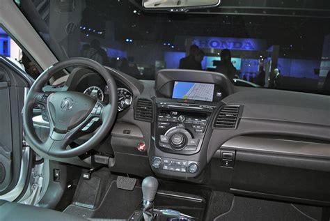 how cars engines work 2012 acura rdx interior lighting 2012 detroit 2013 acura rdx egmcartech
