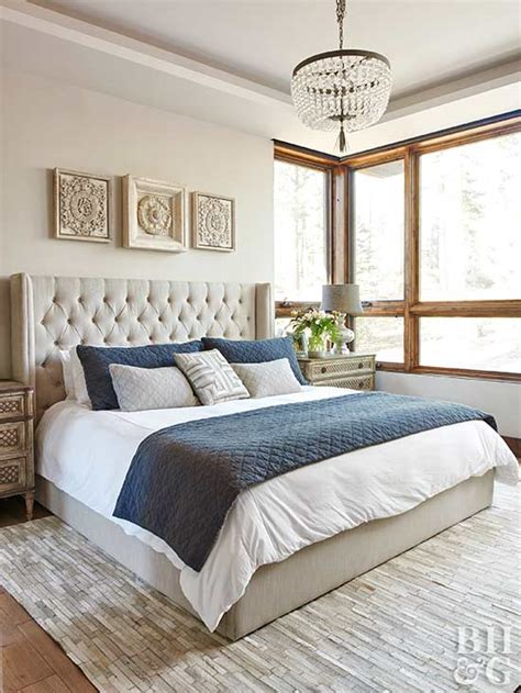 neutral bedrooms  homes gardens