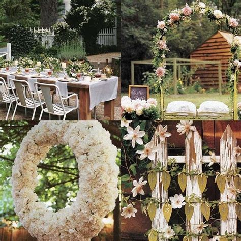Garden Wedding Ideas Pictures Outdoor Wedding Ideas Jacmeg27 Pinterest