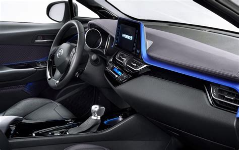 toyota chr interior 2018 toyota chr usa release date new automotive trends