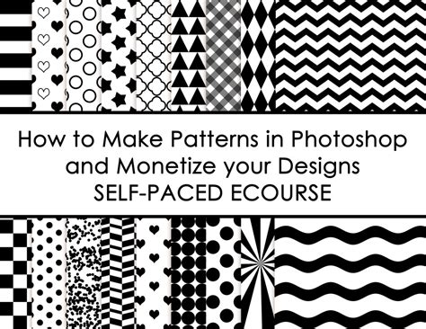 how to make a pattern in photoshop using an image how to make any digital paper into pastel colours using