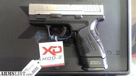 xd mod 2 light armslist for sale springfield xd mod 2 9mm 3 quot bi tone