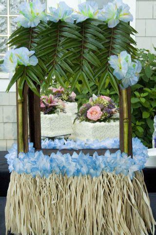 hawaiian card box wedding hawaiian themed weddings anyone diy project wedding forums