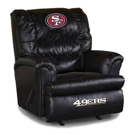 49ers recliner pin by trae sieczko on niners who s got it better than us