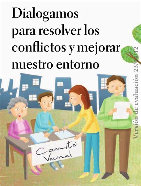 preguntas sobre los conflictos familiares proyecto de valores valor resoluci 243 n de conflictos
