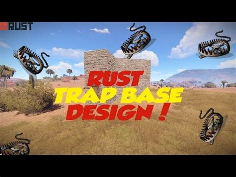 xco design online rust super cheap trap base youtube