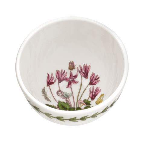 Portmeirion Botanic Garden Bowl Portmeirion Botanic Garden Set Of 4 Small Cyclamen Bowls Portmeirion Usa