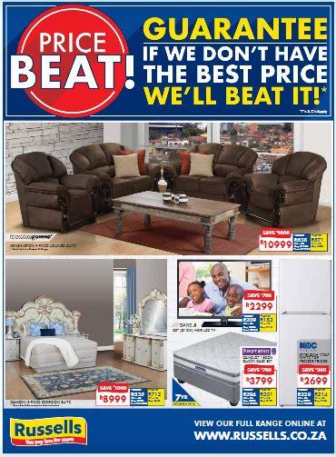 russells furniture specials  feb   mar
