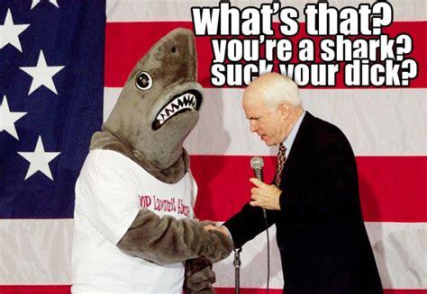 Suck My Dick Meme - i m a shark image macros