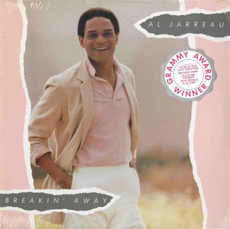 al jarreau breakin away al jarreau the gift fifteen minutes with