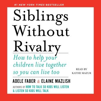 adele faber biography siblings without rivalry audiobook by adele faber elaine