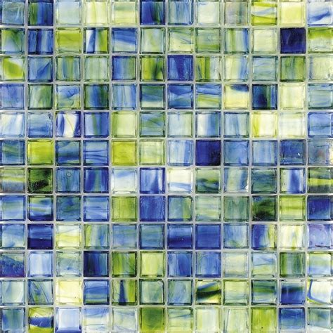 stained glass tile backsplash mineral tiles stained glass tile sea caribbean clear