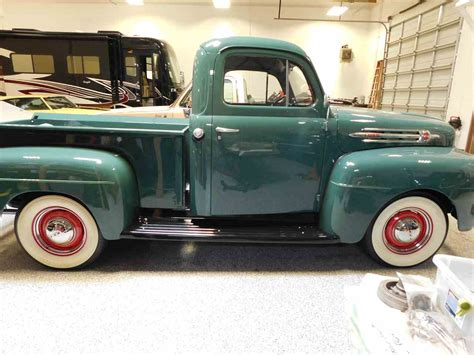 ford f1 for sale 1952 ford f1 for sale classiccars cc 909728