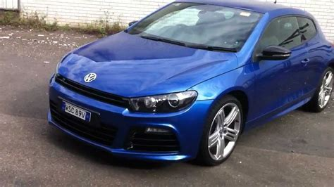 2012 Volkswagen Scirocco R Overview Walkthrough Youtube