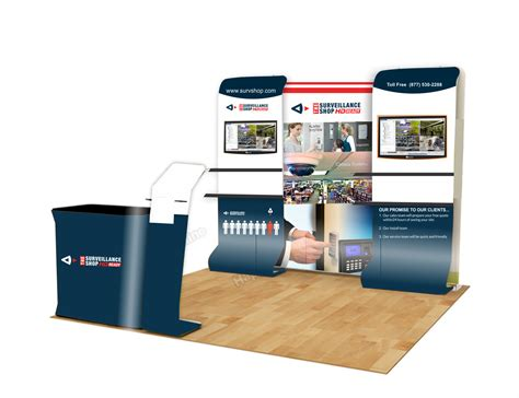 booth design canada upmarket bold trade show booth design for curtis dyck by