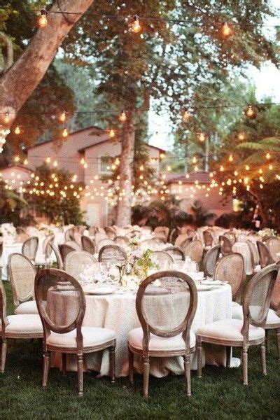 classy backyard wedding elegant backyard wedding backyard weddings pinterest