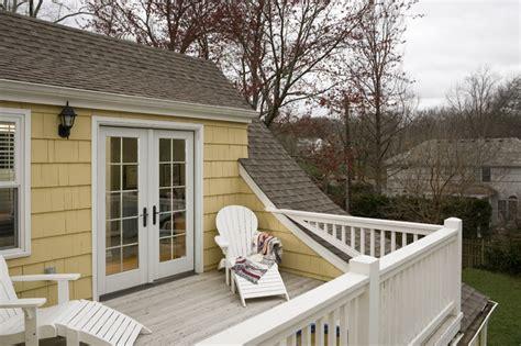 2nd floor veranda design cape cod addition second floor porch traditional porch
