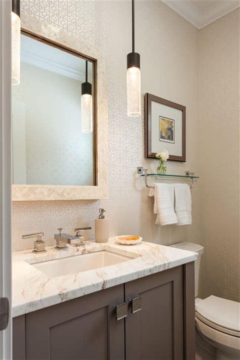 powder rooms small bath ideas transitional powder
