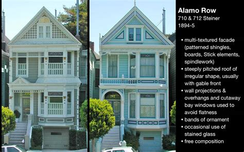 architecture styles when and why styles changed edwardian residential architecture in san francisco