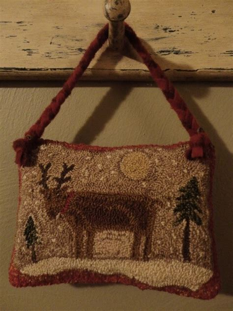 Primitive Handmade Mercantile - 411 best images about crafts needlework rug hooking on