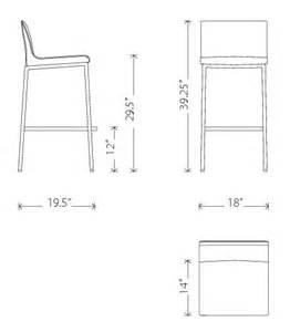 bar stool dimensions standard bar stool new 664 bar stools dimensions
