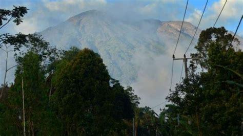 detiknews gunung agung hari ini ini kata bmkg soal kabar gunung agung meletus malam ini