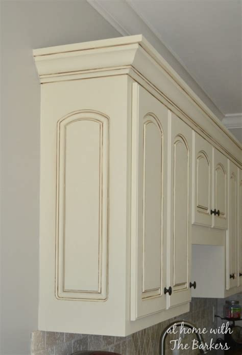 can you paint wood cabinets glazing mdf versus real wood at home with the barkers