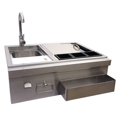 Bar Sink With Faucet by Wuxi Sinyooutdoors Co Ltd Outdoor Kitchens Grills