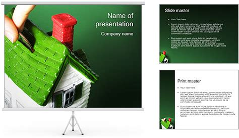 ppt templates for loan mortgage powerpoint template backgrounds id 0000000893