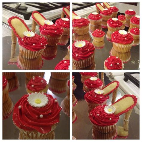 the 25 best stiletto cupcakes ideas on high