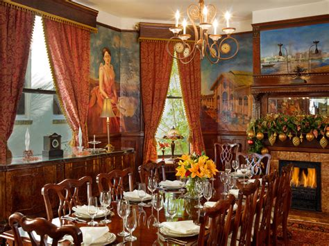 dining room murals azalea inn presents personality rewarded by select