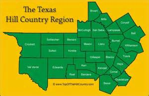 hill country counties map pin by jules bigelow on take me away