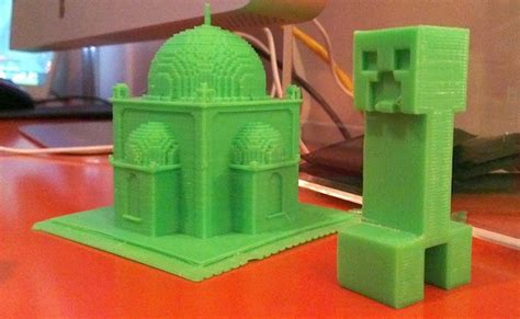 printcraft turn your minecraft creations into 3d printed