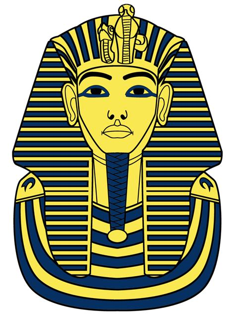 how to draw king tut clipart best
