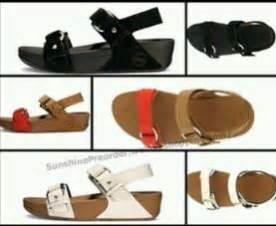 Fitflop Sandal Via Bar Ii Merah by Sandal Fitflop Ori