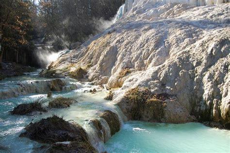 fosso bianco bagni san filippo top 10 places to swim in italy