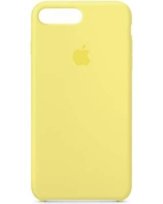 new savings on apple iphone 8 plus 7 plus silicone yellow