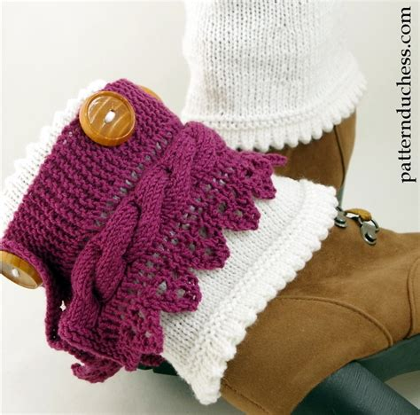 free button boats pattern boot cuffs pattern with buttons and lace pattern duchess