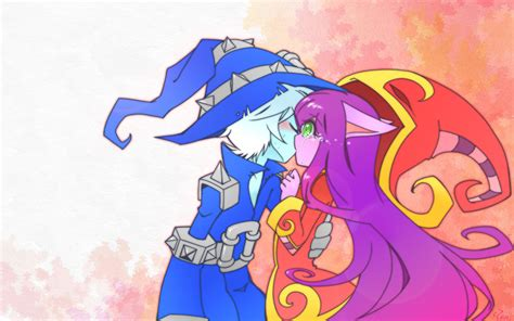 el orgullo lulu x veigar by heylinklisten on deviantart