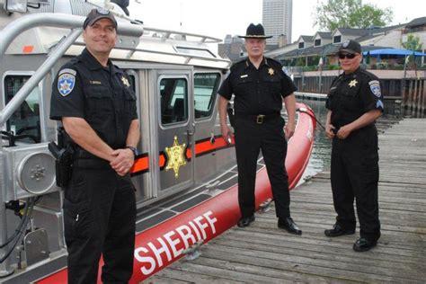 sheriff tim howard kicks the 2013 boating season sheriff